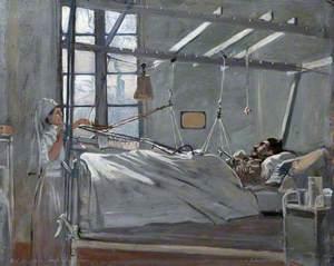 Val de Grâce Hospital, Paris: Interior of a Ward