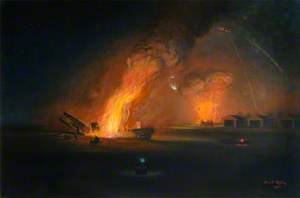 The Bombing of Bissheghem Aerodrome: Night, 20 October 1917