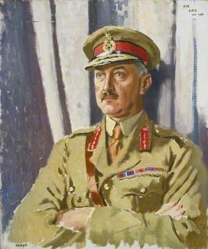 Brigadier General William Thomas Francis Horwood (1868–1943), DSO, Late Provost-Marshal, General Headquarters, British Expeditionary Force