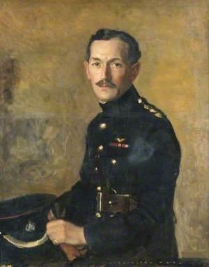 Lieutenant Colonel Maitland, CMG, DSO