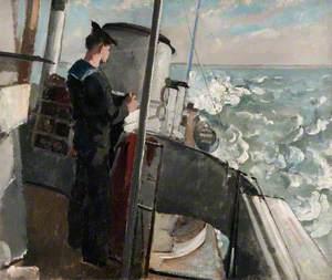 Sailor on the Bridge
