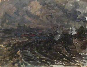 Railway Station, Arras