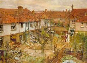 A Corner of Merton, 16 August 1940