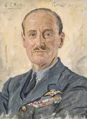Air Vice-Marshal C. H. Blount, OBE, MC