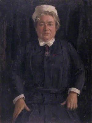 Miss M. S. Cochrane, Royal Regiment Canada: State Registered Nurse, Matron, Charing Cross Hospital