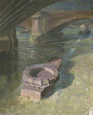 Wartime Traffic on the River Thames: River Minesweepers