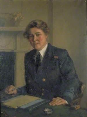 Mrs Laughton Mathews, CBE