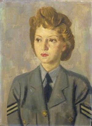 Corporal Lilian Levy, Women's Auxiliary Air Force