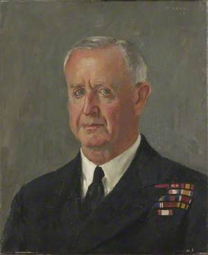 Admiral of the Fleet, Sir Andrew Cunningham (1883–1963), Bt, GCB, DSO