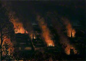 Fire Blitz on Bath
