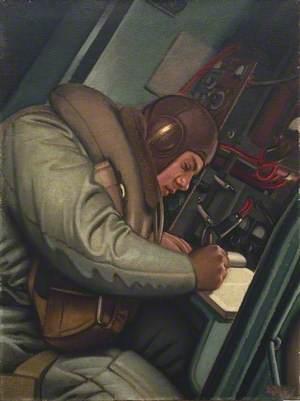 A Sergeant Wireless Operator