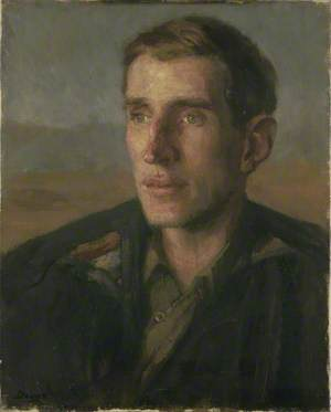 Major Wilfred Thesiger (1910–2003), DSO