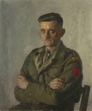 Major Paul Triquet, VC, of Cabano, Province of Quebec