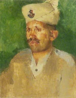 Rifleman Mangal Singh, 2/6 Rajput Rifles
