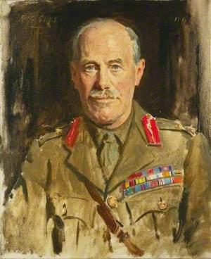 Major General W. N. Herbert, CB, CMG, DSO and Bar