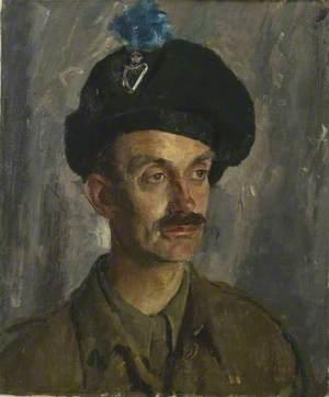 Major the Viscount Stopford, First Battalion, London Irish Rifles (Royal Ulster Rifles)