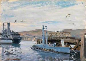 Midget Submarine 'Excelsior'