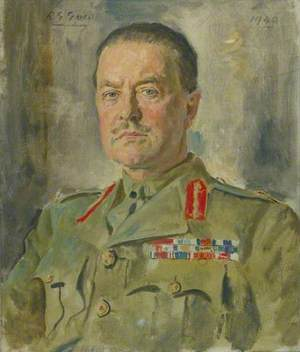 Lieutenant General the Honourable H. R. Alexander, CB, CSI, DSO, MC