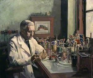 Sir Alexander Fleming (1881–1955), FRS, the Discoverer of Penicillin