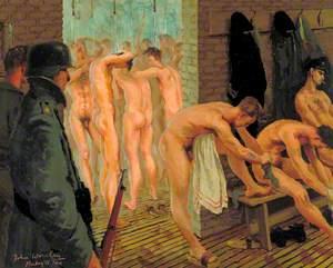 Shower Room: Marlag 'O'