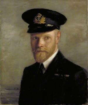 Lieutenant Commander G. E. Hunt, DSO, DSC, RN
