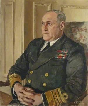 Admiral Sir Geoffrey Layton (1884–1964), KCB, KCMG, DSO