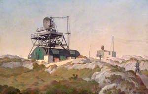A Chain Home Extra Low Radar Station
