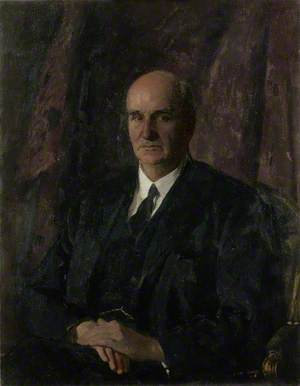 Frederick Alexander Lindemann (1886–1957), PC, FRS, First Baron Cherwell of Oxford