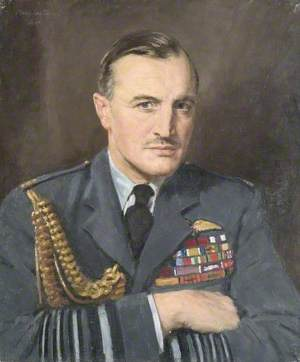 Air Member for Personnel John C. Slessor (1897–1979)