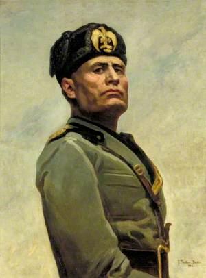 Benito Mussolini (1883–1945)