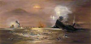 The Attack on Convoy SC7: The Sinking of SS 'Assyrian'