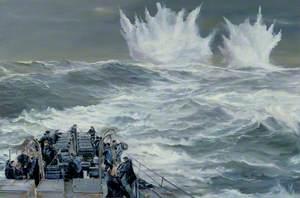 HMS 'Woodpecker'