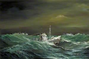 HMS 'Northern Pride'