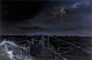 HMS Submarine 'Upholder'