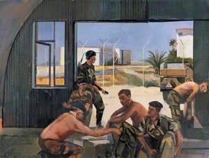 Military Compound, Episkopi, 'Cyprus' Series