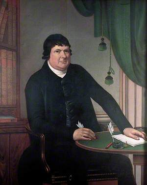 Reverend W. Huntington