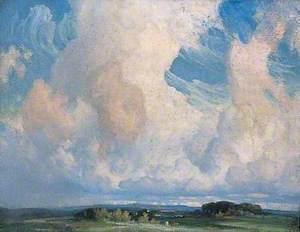 The Big Cloud, near Canterbury, Kent