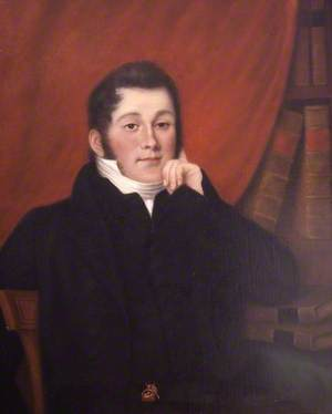 Reverend Richard Harris Barham (1788–1845)