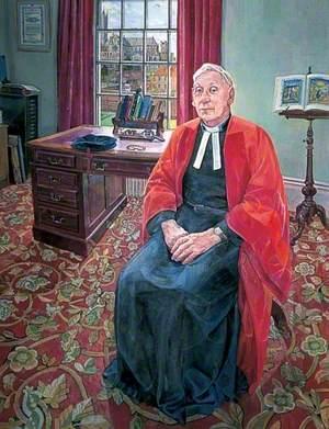 Canon Ingram Hill (1912–2003), MA, DD, FSA