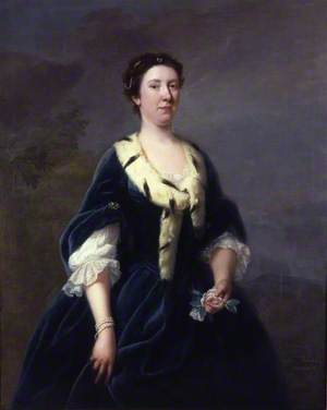 Lady Oxenden (1694–1735), Daughter of Edmund Dunch, Esq., Married to Sir George Oxenden, 5th Bt