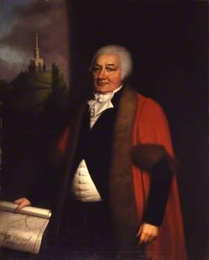 Alderman James Simmons (1741–1807)