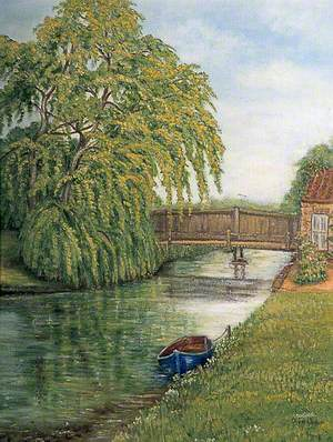 River Darent, Horton Kirby, Kent