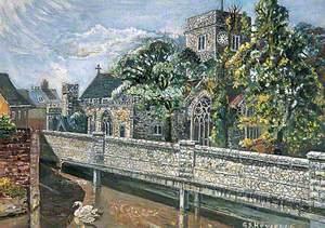 Dartford Parish Church, Kent