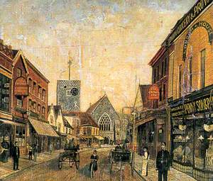 High Street, Dartford, Kent