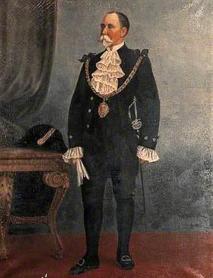 Alderman W. H. Hayward, Mayor of Deal (1895–1900)