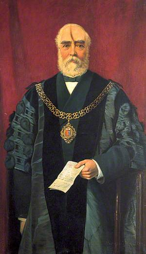 Alderman J. R. Lush, Mayor of Deal (1878–1895)
