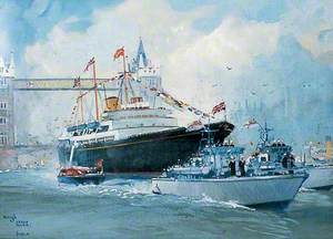 The Royal Yacht