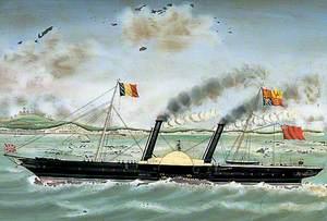 HMS Steam Packet 'Vivid'