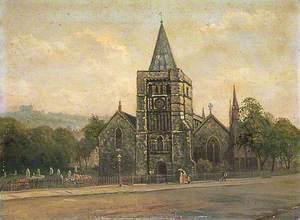 St Mary's Church, Dover, Kent