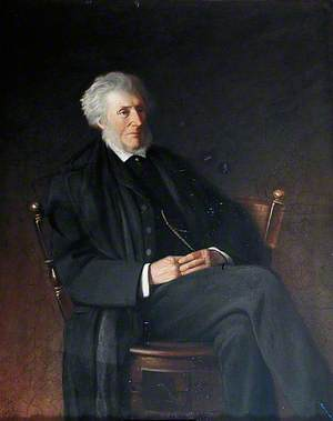 Dr E. F. Astley, MD, Mayor of Dover